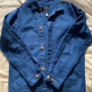 Bleu De Paname Chore Coat
